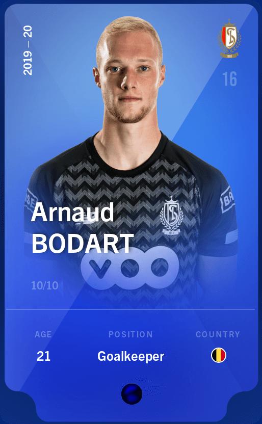 Arnaud Bodart Super Rare